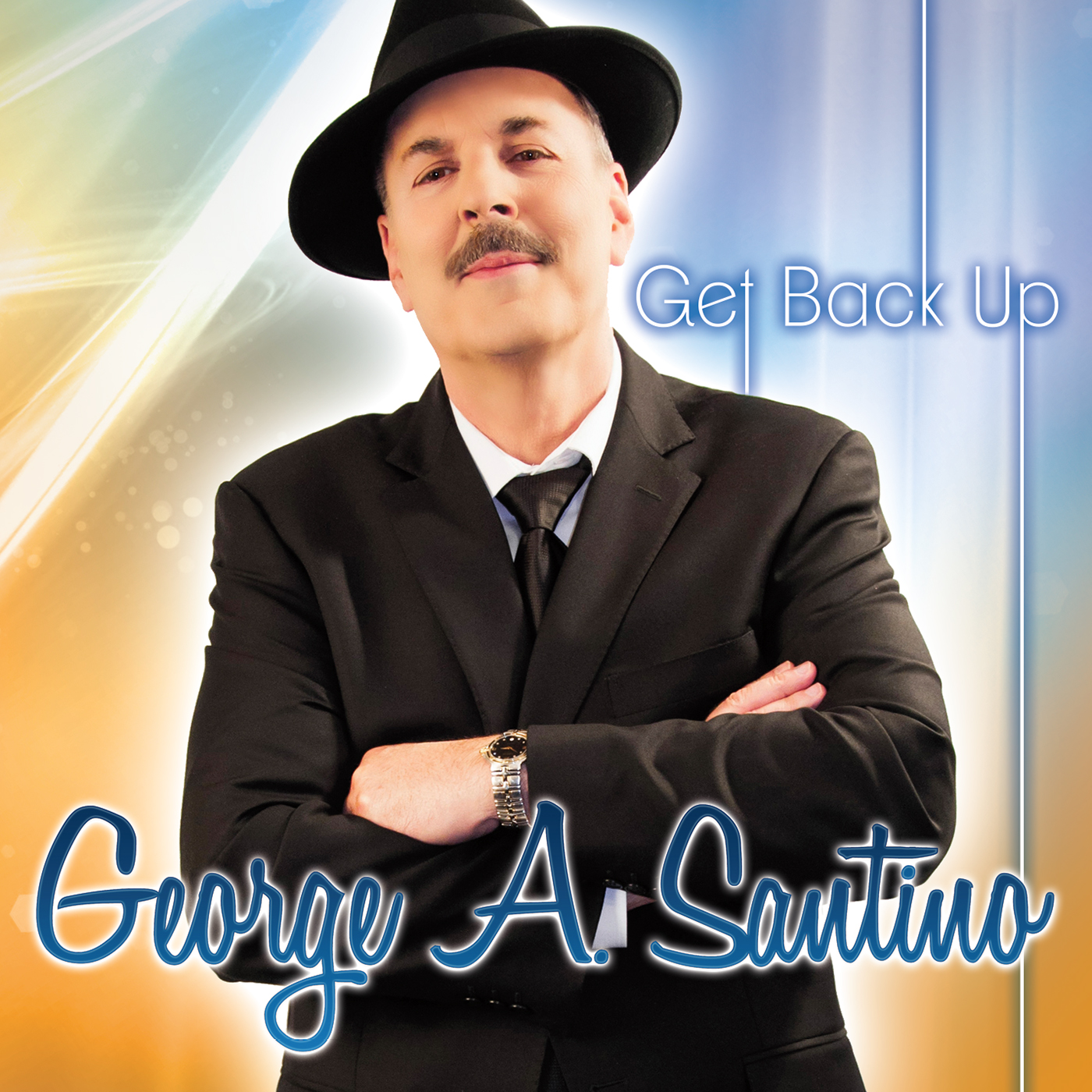 Get Back Up CD cover